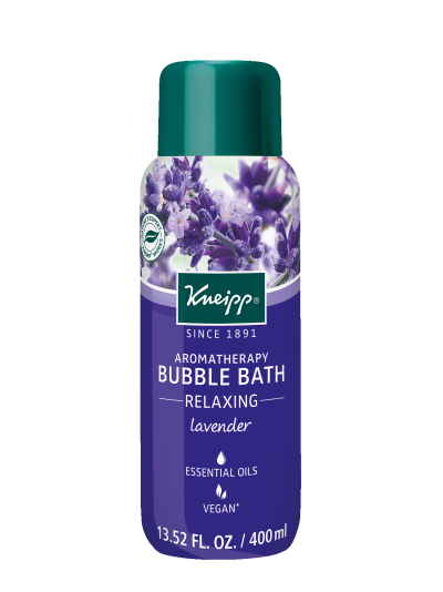 "Kneipp LAVENDER AROMATHERAPY BUBBLE BATH - ""RELAXING"""