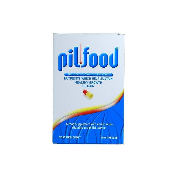 Pilfood Nutrients for Hair capsules, Wellness - New London Pharmacy