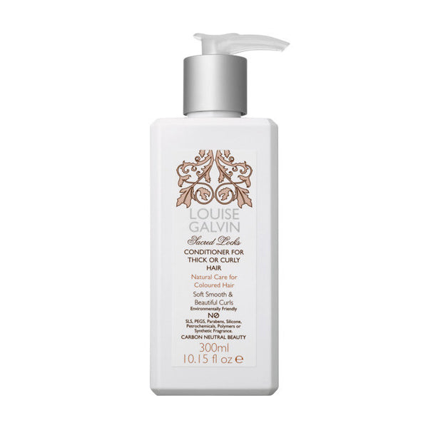 Louise Galvin Sacred Locks Conditioner for Thick or Curly Hair