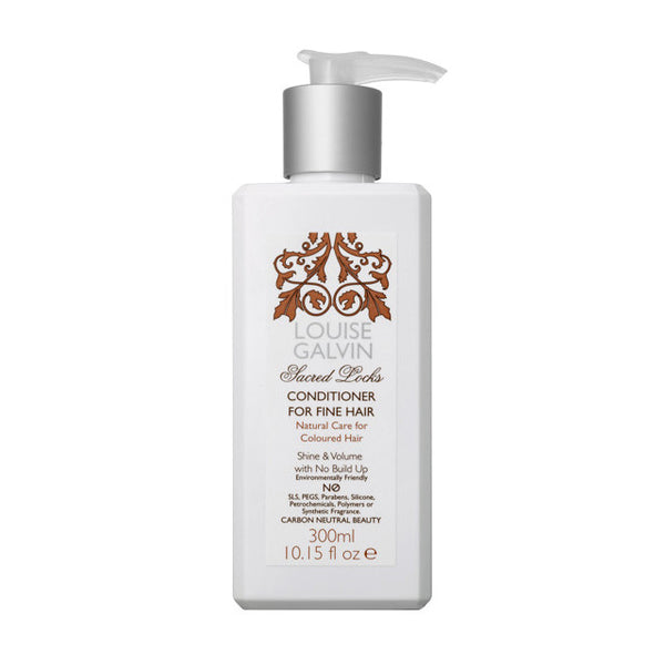 Louise Galvin Sacred Locks Conditioner for Fine Hair