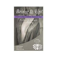 Bring It Up Apparel Tape