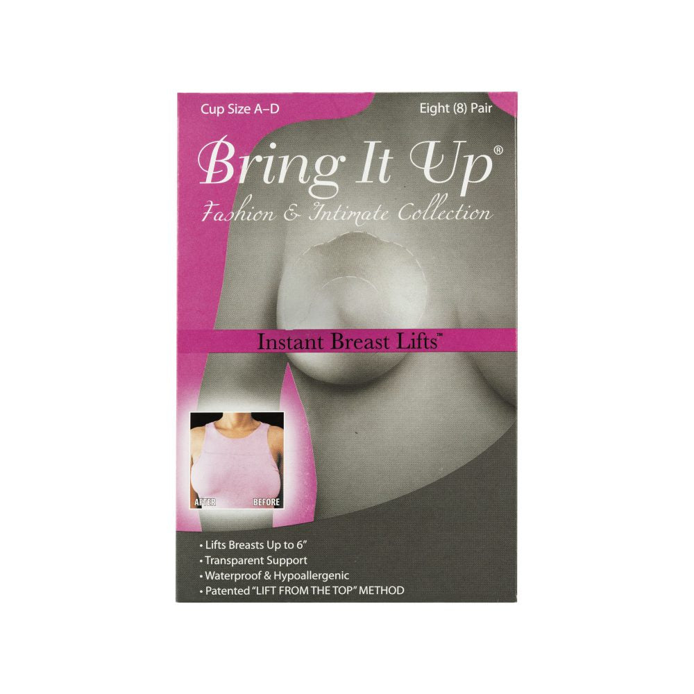 Bring It Up Instant Breast Lift A-D  8 Pairs