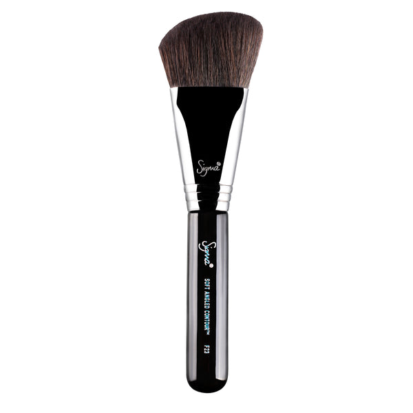 Sigma F23 SOFT ANGLED CONTOUR™ BRUSH