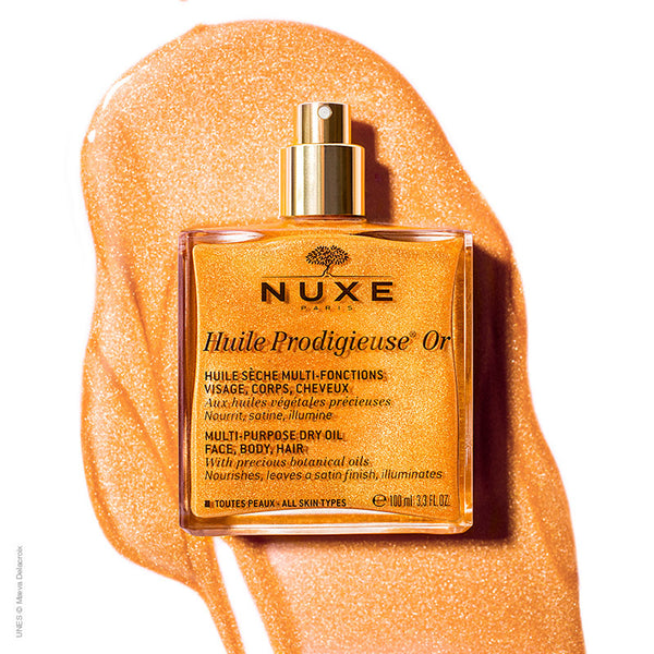 Nuxe Huile Prodigieuse Or Shimmering Dry Oil
