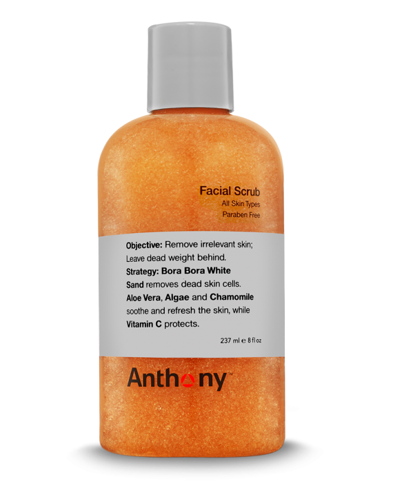 Anthony Skincare Facial Scrub | New London Pharmacy