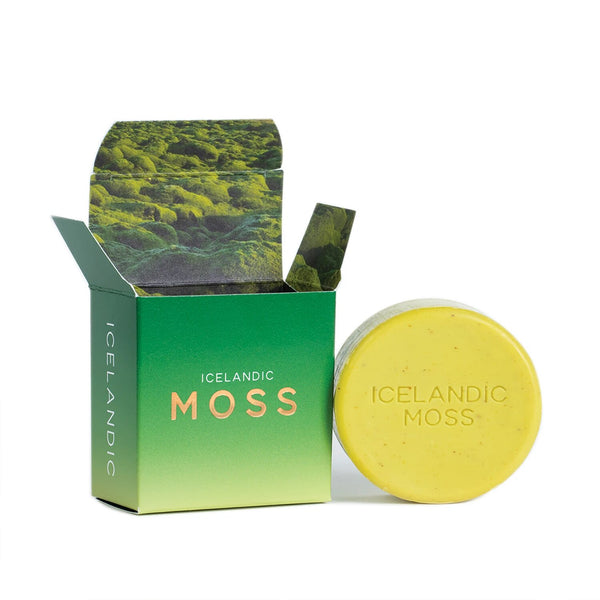 Hallo Iceland Moss Bar Soap