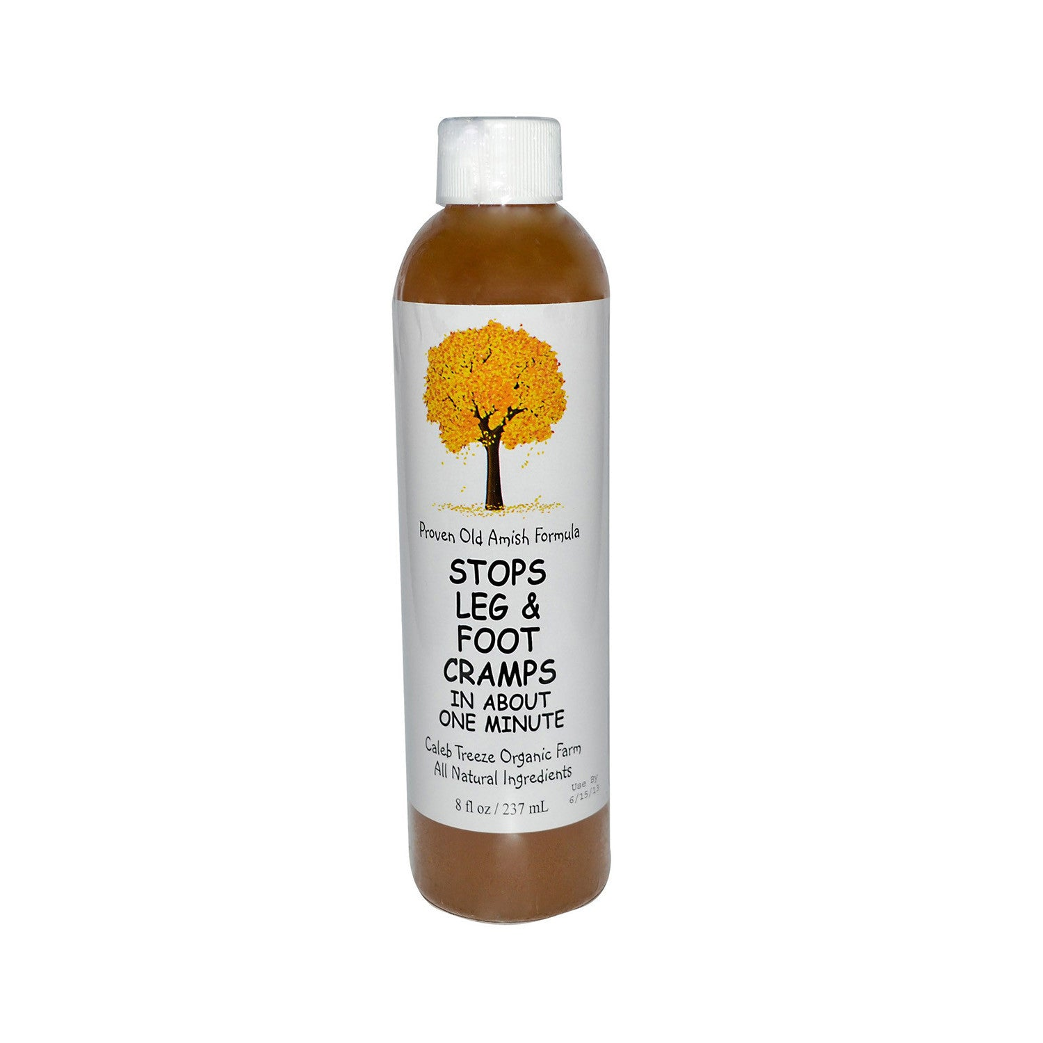 Caleb Treeze Stop Leg & Foot Cramps, Vitamins - New London Pharmacy