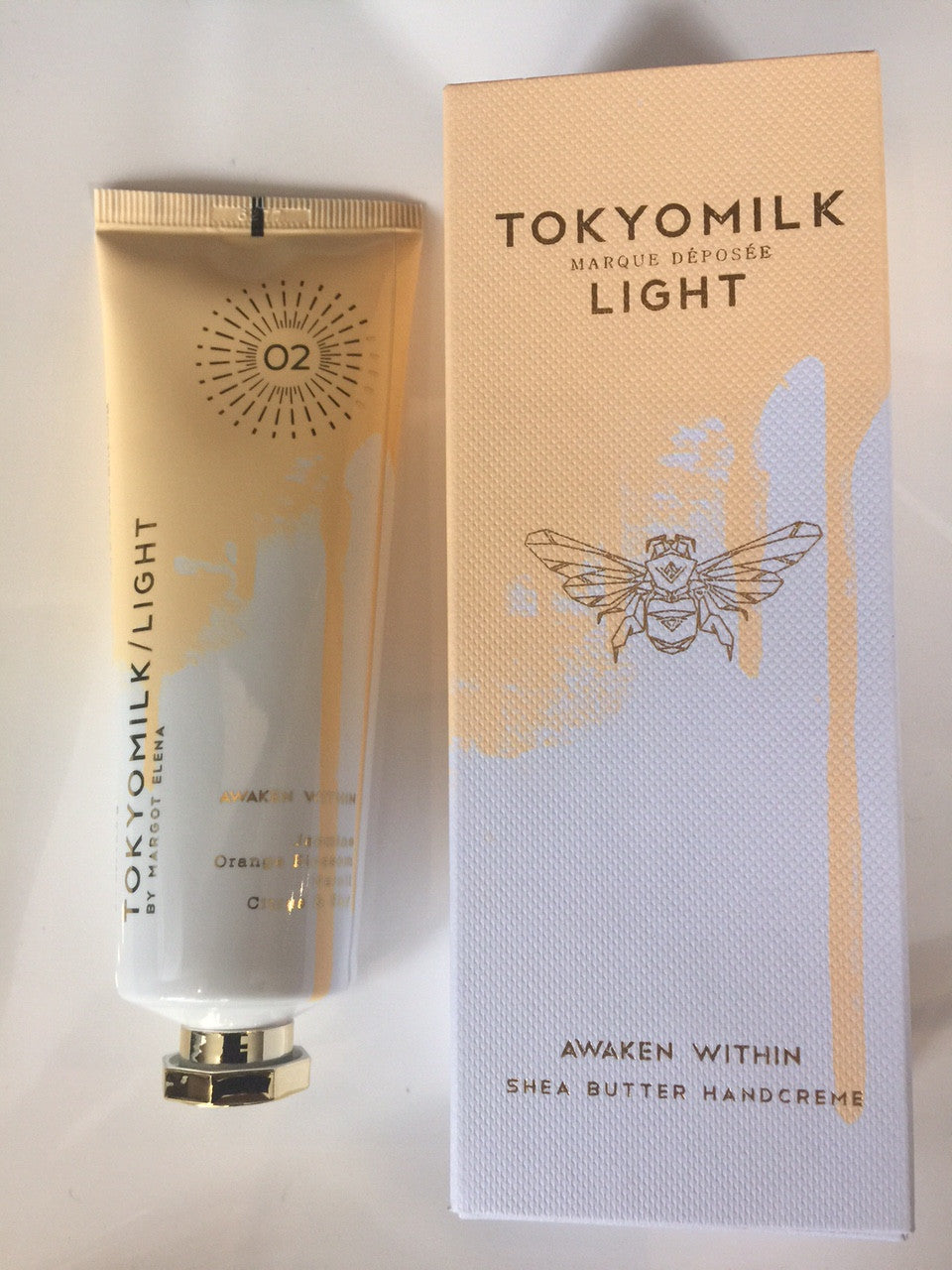 Tokyomilk Light Awaken Within #02 Shea Butter Hand Cream