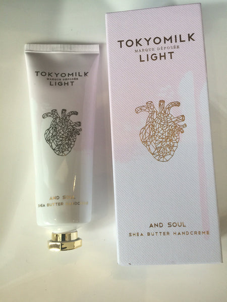 Tokyomilk Light And Soul #01 Shea Butter Hand Cream