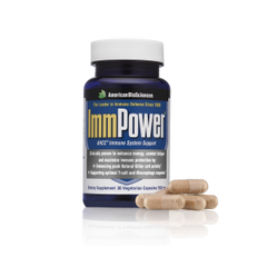 American BioSciences BioSciences ImmPower AHCC Immune System Support