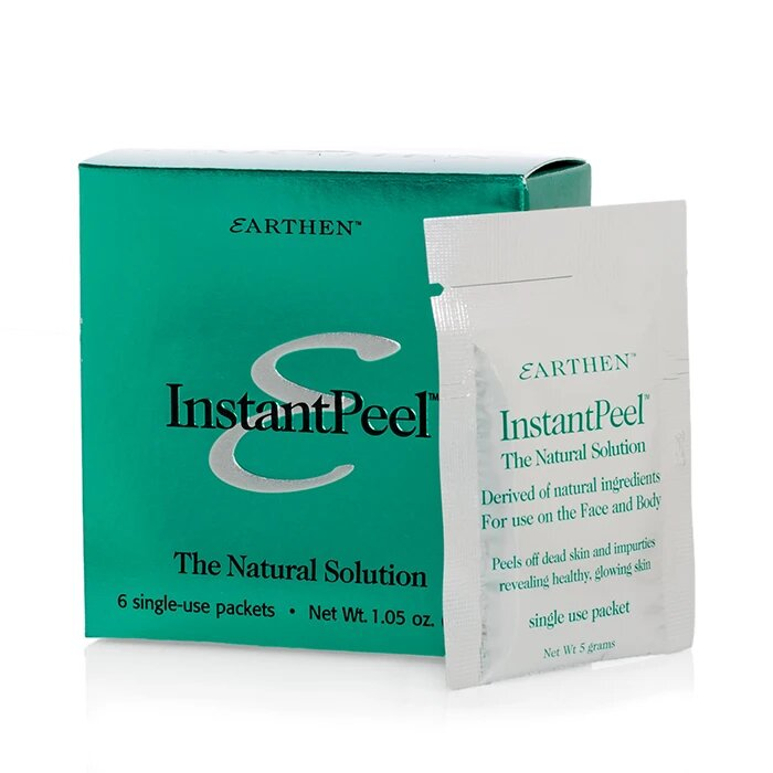 Earthen InstantPeel Exfoliant