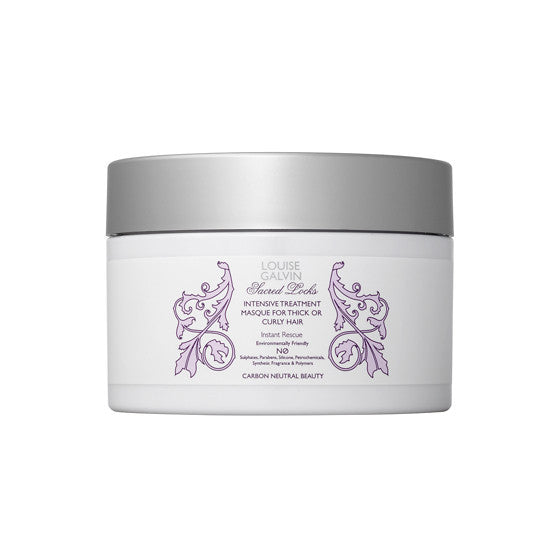 Louise Galvin Sacred Locks Treatment Masque for Thick or Curly Hair