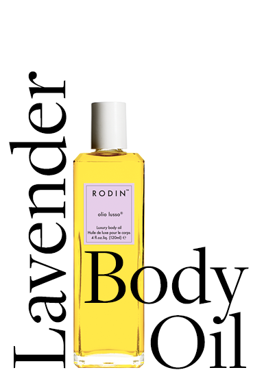 RODIN Olio Lusso Lavender Absolute Luxury Body Oil