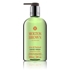 Molton Brown Lime & Patchouli Handwash, For The Hands - New London Pharmacy