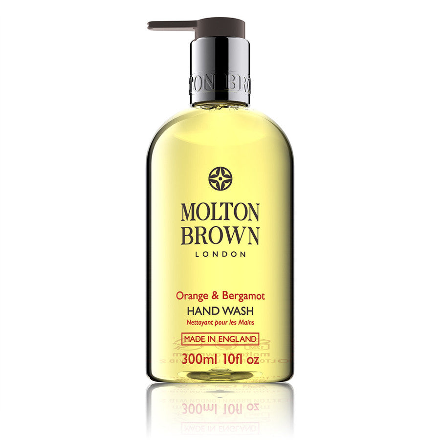Molton Brown Orange & Bergamot Hand Wash, For The Hands - New London Pharmacy
