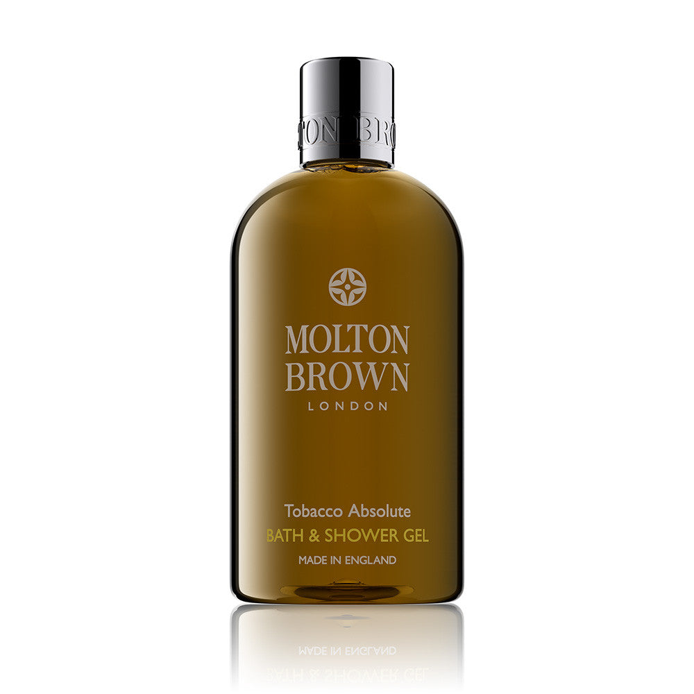 Molton Brown Tobacco Absolute Bath & Shower Gel, Body Wash - New London Pharmacy