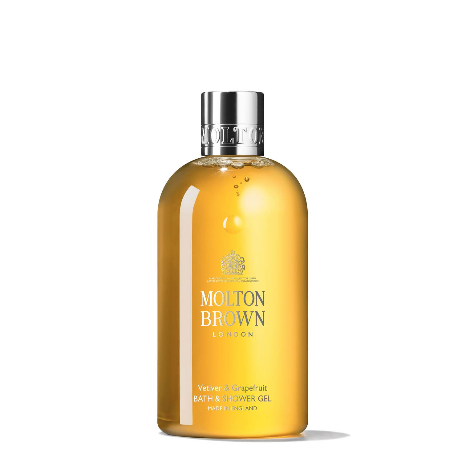 Molton Brown Vetiver and Grapefruit Bath and Shower Gel