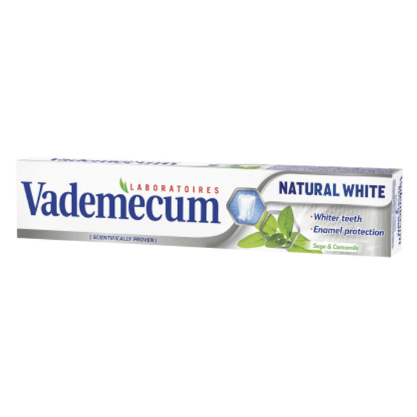 Vademecum Natural White Toothpaste