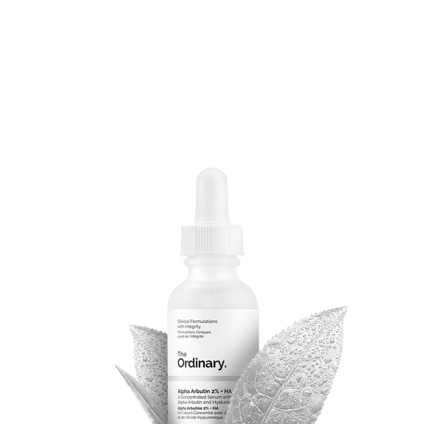 The Ordinary Alpha Arbutin 2% + HA Serum
