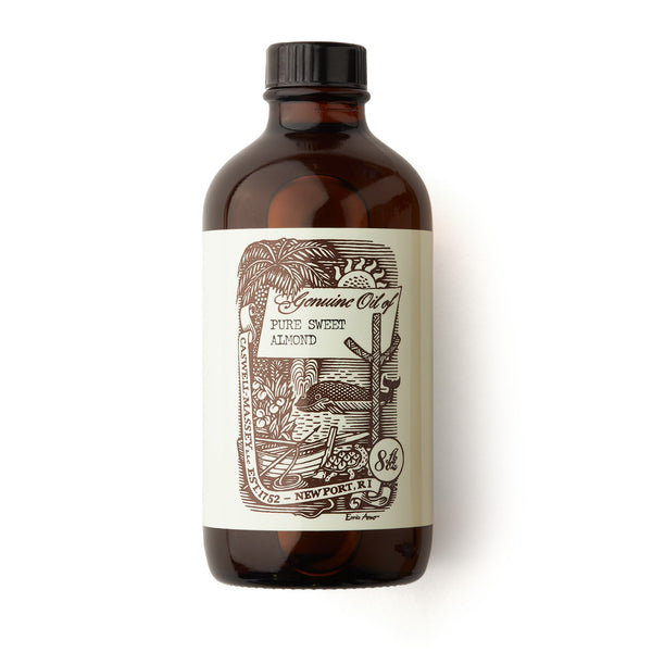 Caswell-Massey Pure Sweet Almond Oil