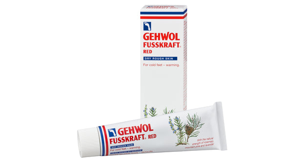 GEHWOL FUSSKRAFT Red for Dry Rough Skin