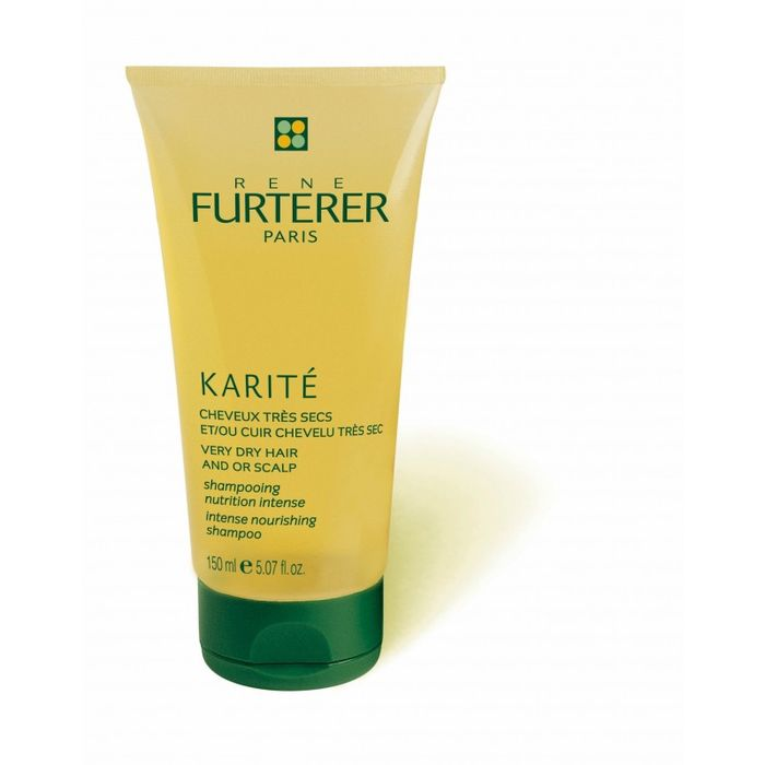 Shop Rene Furterer Karite Intense Nourishing Shampoo at New London Pharmacy. Reverse the damage with the Rene Furterer Karite Intense Nourishing Shampoo, which revives even the driest hair. This nourishing formula is a genuine technological innovation containing 12% nutritive oils and made up of deeply nourishing shea butter and copra.