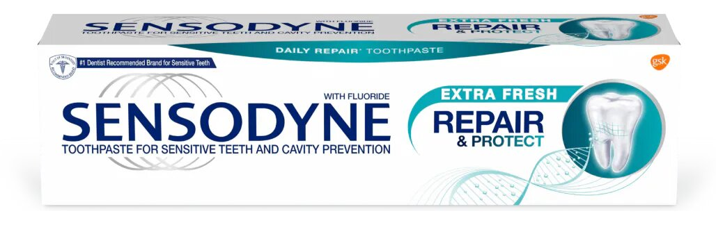 Sensodyne Repair and Protect Extra Fresh
