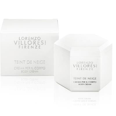 Lorenzo Villoresi Firenze Teint De Neige Body Cream | New London Pharmacy
