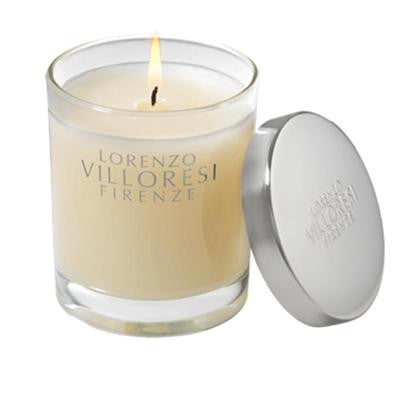 Lorenzo Villoresi Firenze Scented Candle Diamante, Fragrance - New London Pharmacy