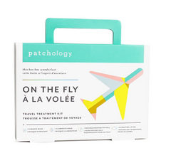 Shop Patchology On the Fly Travel Treatment Kit at New London Pharmacy. A collection of masks for the face, eyes and lips, the Patchology On The Fly Travel Kit is designed to hydrate and soothe the skin – an ideal set for travelling. Free shipping on all orders of $50.00.