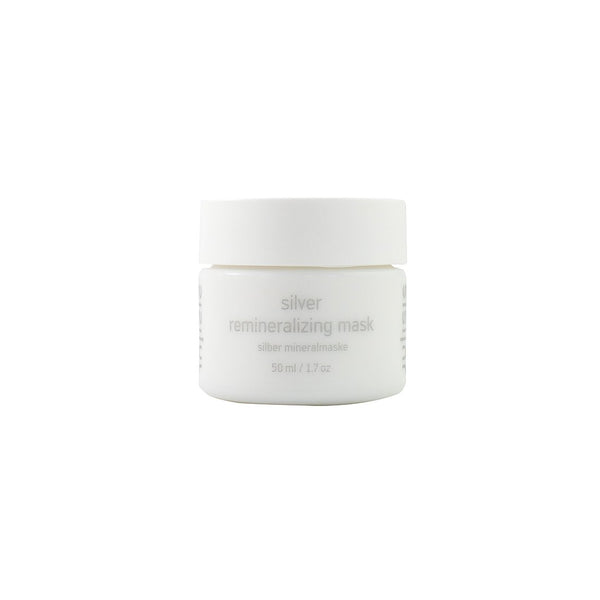 Julisis Silver Mineral Mask