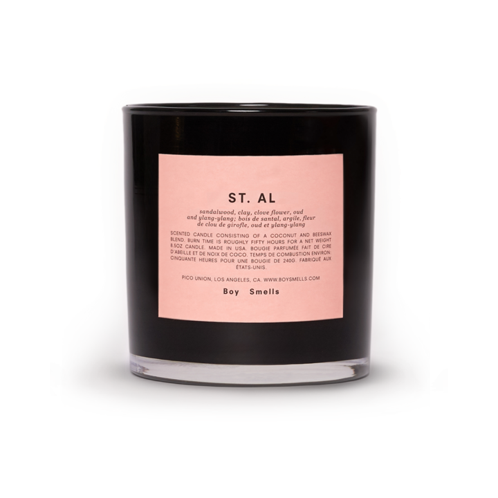 Boy Smells St. Al Scented Candle | New London Pharmacy