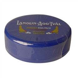 Victoria Lanolin Agg Tval - Eggwhite Facial Plastic Soap Case, Luxury Soap - New London Pharmacy