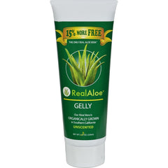 Gelly Unscented Real Aloe Vera