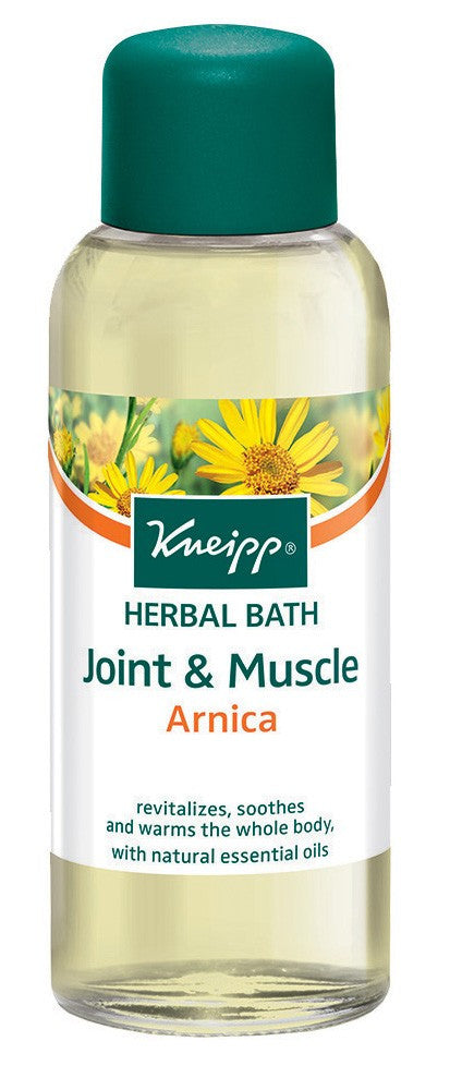 Kneipp Arnica Joint & Muscle Bath, Bath Salts / Oils & Soaks - New London Pharmacy