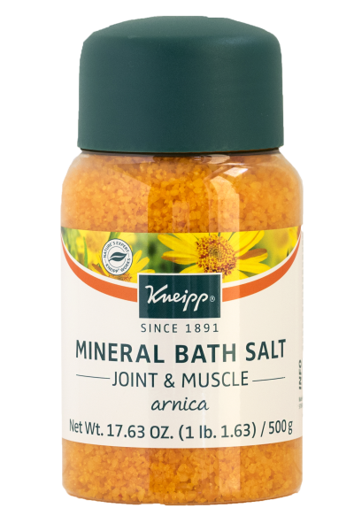 Kneipp Joint & Muscle Mineral Bath Salt with Arnica
