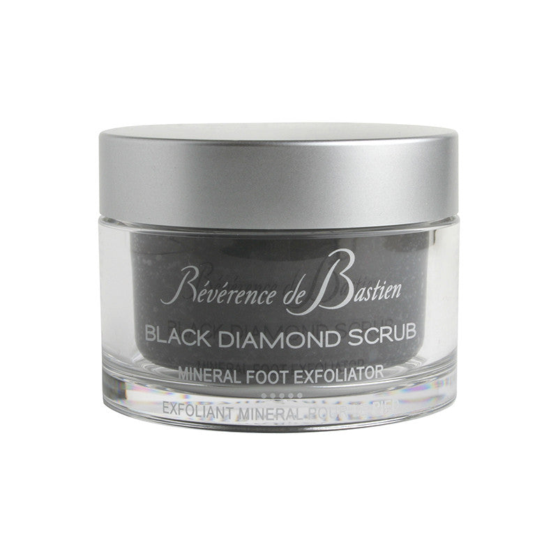 Révérence de Bastien Black Diamond Scrub, For the Feet - New London Pharmacy