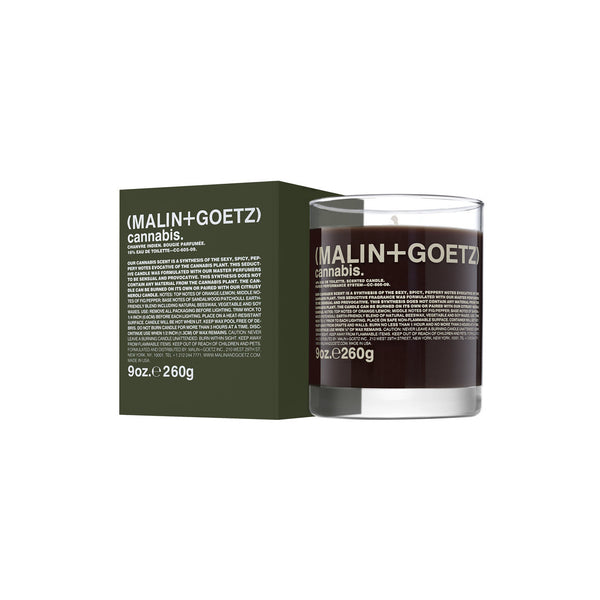 Malin and Goetz Cannabis Candle