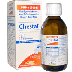 Chestal® Cold & Cough Syrup