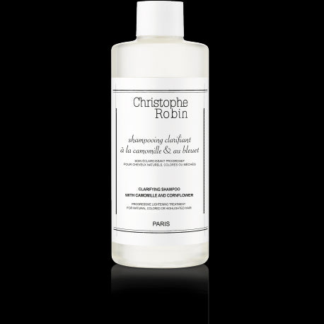 Christophe Robin Clarifying Shampoo with Chamomile and Cornflower | New London Pharmacy
