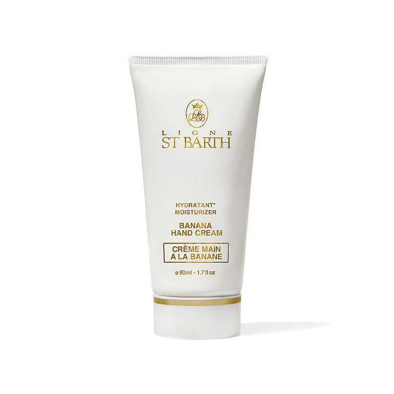 Ligne St. Barth Banana Hand Cream, For The Hands - New London Pharmacy