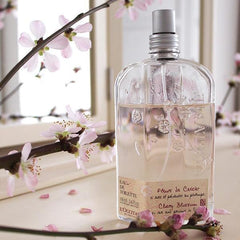 L'Occitane Cherry Blossom Eau de Toilette, Fragrance - New London Pharmacy