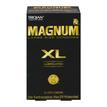 Trojan XL Condoms Extra Large
