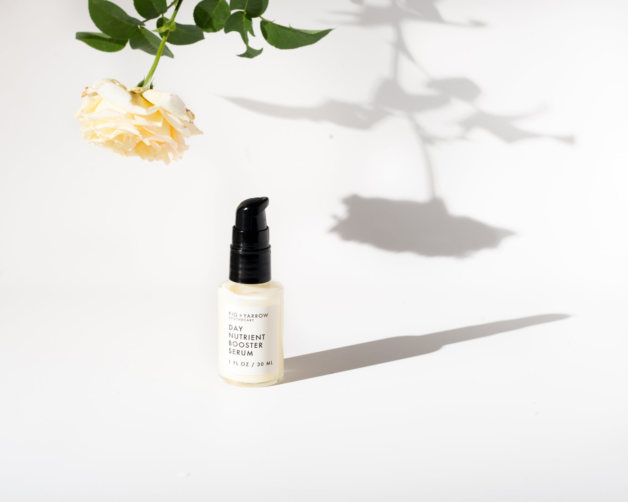 FIG+YARROW  Day Nutrient Booster Serum