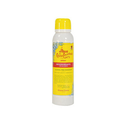 Alvarez Gomez Agua de Colonia Concentrada Spray Deodorant without Alcohol