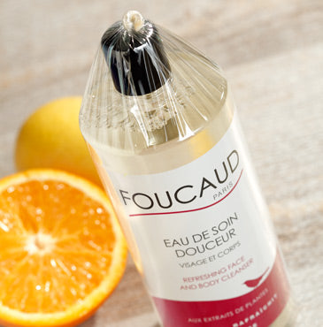 Foucaud Paris Eau De Soin Doucer Face and Body Cleanser