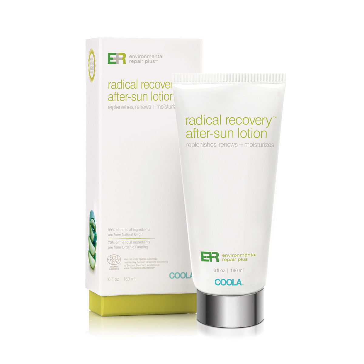 COOLA ENVIRONMENTAL REPAIR PLUS® RADICAL RECOVERY® AFTER-SUN LOTION | New London Pharmacy