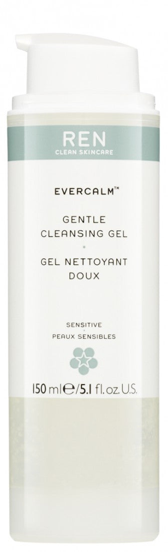 REN Skincare Evercalm™ Gentle Cleansing Gel, Facial Cleanser - New London Pharmacy