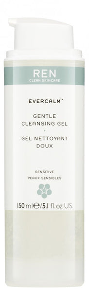 REN Skincare Evercalm™ Gentle Cleansing Gel