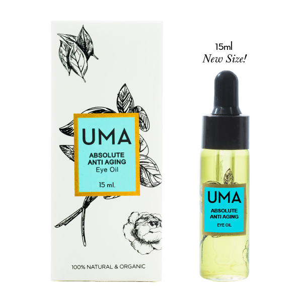 UMA Absolute Anti Aging Eye Oil
